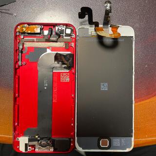 アップル(Apple)のiPod touch 第六世代 a1574 パーツ(ポータブルプレーヤー)
