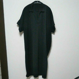 バンヤードストーム(BARNYARDSTORM)の新品タグ付き ドッキングシャツワンピース(ロングワンピース/マキシワンピース)