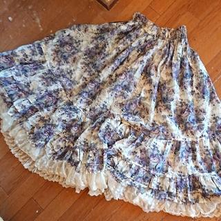ヴィクトリアンメイデン(Victorian maiden)のヴィクトリアンメイデン   青薔薇  ロングスカート(ロングワンピース/マキシワンピース)
