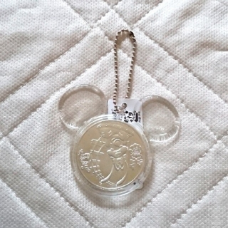 ディズニー(Disney)の【ディズニー】レイジングスピリッツ☆オープン記念☆ボールチェーン キーホルダー(ノベルティグッズ)