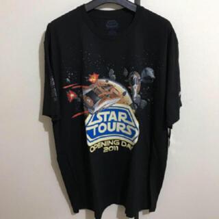 ディズニー(Disney)の新品 STARTOURS 限定 Tシャツ XL(Tシャツ/カットソー(半袖/袖なし))