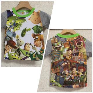 Disney - トイストーリー Tシャツ 110