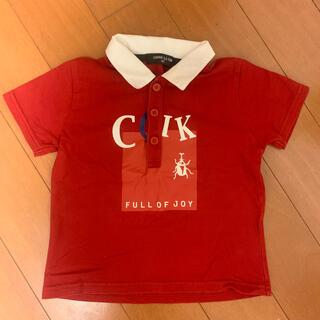 コムサイズム(COMME CA ISM)のコムサ イズム 子供シャツ 90(Tシャツ/カットソー)