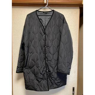 ジーユー(GU)のGU キルティングジャケット XL(ノーカラージャケット)