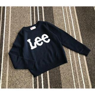 リー(Lee)の新品☆Lee(リー)ロゴニットプルオーバー☆(ニット/セーター)