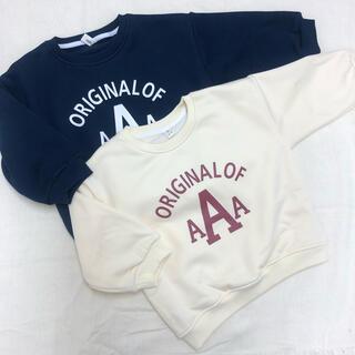 AAA裏モコtops(Tシャツ/カットソー)