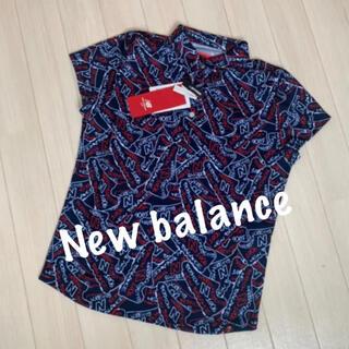 ニューバランス(New Balance)の新品■13,200円【ニューバランス】半袖 ポロシャツ 2/L レディース(ウエア)