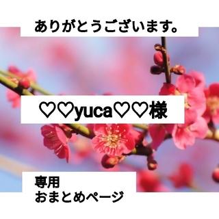 ♡♡yuca♡♡様専用(その他)