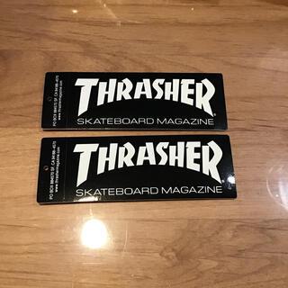 スラッシャー(THRASHER)の【THRASHER】ステッカー(スケートボード)