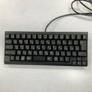 フジツウ(富士通)のhhkb lite2 KB-0010 ps2接続 日本語配列(PC周辺機器)