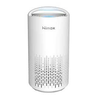 ホワイト 花粉・集塵重視 ホコリセンサー付きHimox 空気清浄機 脱臭 花粉対(空気清浄器)