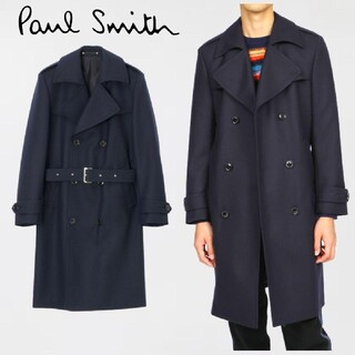 Paul Smith - ポールスミス 18AW A COAT TO TRAVEL IN トレンチコート