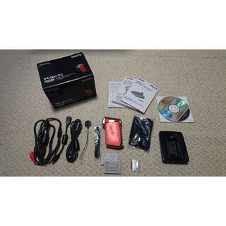 サンヨー(SANYO)のSANYO デジタル ムービー カメラ Xacti DMX-HD700(ビデオカメラ)