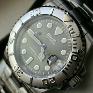 セイコー(SEIKO)のSEIKO カスタム ヨットマスター タイプ(腕時計(アナログ))