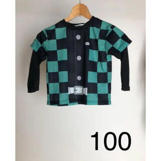 シマムラ(しまむら)の鬼滅の刃 竈門炭治郎 100(Tシャツ/カットソー)