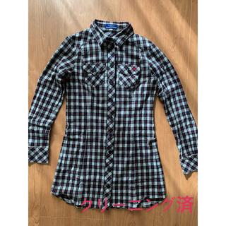 BURBERRY - バーバーリー レディースチェックシャツ