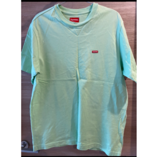 Supreme - 【中古美品】Supreme Small Box logo tee Sサイズ