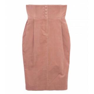 Honey mi Honey - HONEYMIHONEY ハートボタンスカート