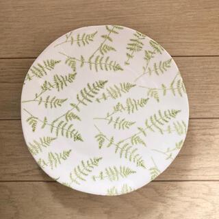 スタディオクリップ(STUDIO CLIP)のスタディオクリップ 中皿 皿 ディッシュ プレート 食器 リーフ グリーン 白(食器)