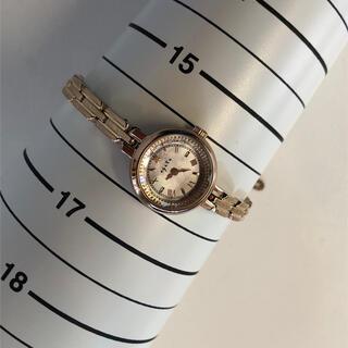 agete - アガット  agete  腕時計  ソーラー