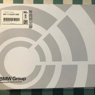 ビーエムダブリュー(BMW)の【BMW純正】F系 エアコンフィルター(メンテナンス用品)