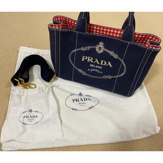PRADA - 【美品】PRADA カナパ