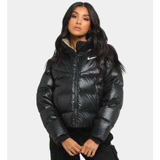NIKE - NIKE short puffer jacket