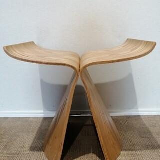 バタフライスツール 椅子 イス(スツール)