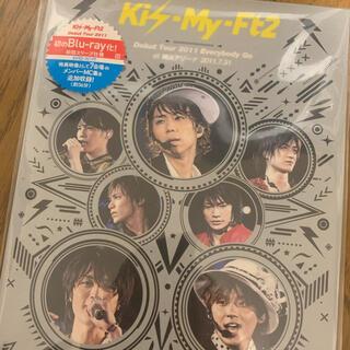 Kis-My-Ft2 デビューツアー 2011 Blu-ray 横アリ(アイドルグッズ)