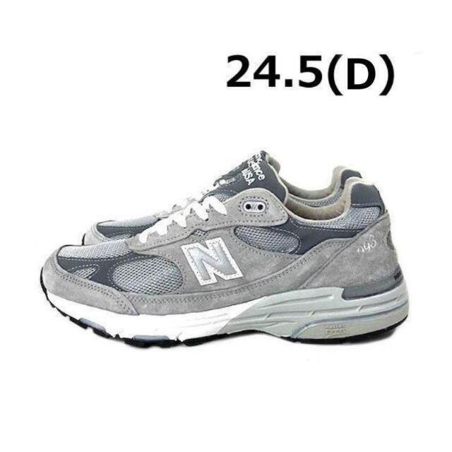 New Balance(ニューバランス)のニューバランス WR993GL(D/US7.5/24.5cm)グレー19030 レディースの靴/シューズ(スニーカー)の商品写真