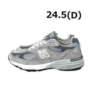 New Balance - ニューバランス WR993GL(D/US7.5/24.5cm)グレー19030