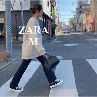 ZARA - 新品❤️ZARA ジッパーベルボトムレギンス todayful H&M ザラ