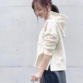Drawer - blanc original hoodie