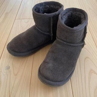 エミュー(EMU)のEMU ✧︎ ムートンブーツ 17㎝(ブーツ)