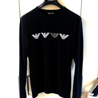 エンポリオアルマーニ(Emporio Armani)の2020AW エンポリオアルマーニ スワロTシャツ(Tシャツ/カットソー(七分/長袖))