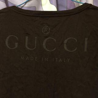 Gucci - GUCCI メンズロンT