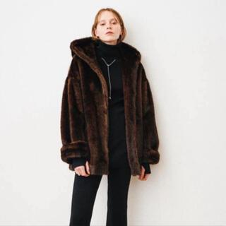 アメリヴィンテージ(Ameri VINTAGE)の*clane fur coart*(毛皮/ファーコート)