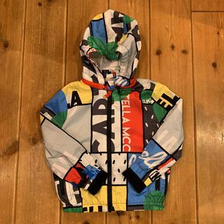 ステラマッカートニー(Stella McCartney)の美品 ステラマッカートニー ジャケット ウィンドブレーカー グッチ コート(ジャケット/上着)