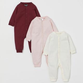 H&M - H&M ロンパース パジャマ 水通しのみ