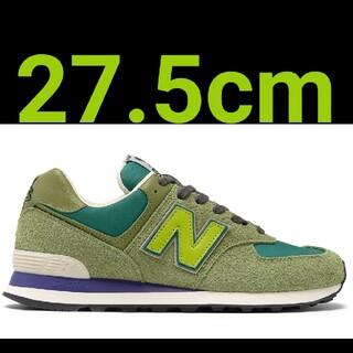 ニューバランス(New Balance)の【27.5cm】new balance ML574 Stray Rats最安値(スニーカー)