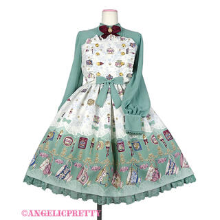 Angelic Pretty - Rose Tea Gardenワンピース