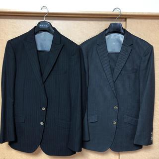 ☆美品☆銀座グローバルスタイル☆スーツ2着セット(スーツジャケット)