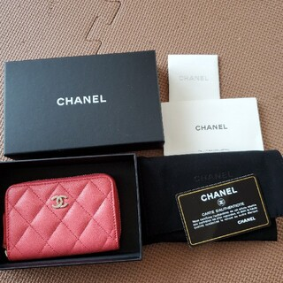 CHANEL - CHANELコインケースカードケース未使用品