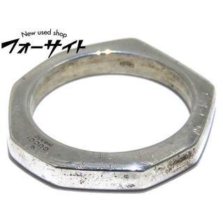 グッチ(Gucci)のグッチ ナット リング ☆ シルバー925 ナット型 GUCCI 2(リング(指輪))