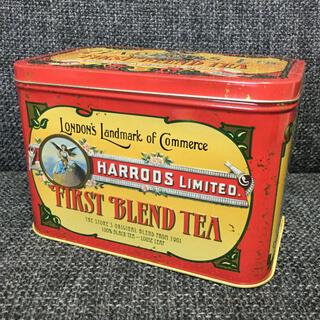 ハロッズ(Harrods)のハロッズ★ファースト ブレンド ティー★紅茶(茶)