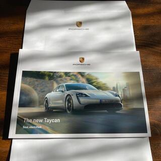 ポルシェ(Porsche)のポルシェタイカン カタログ(カタログ/マニュアル)