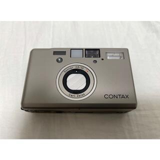 キョウセラ(京セラ)のcontax T3 (フィルムカメラ)