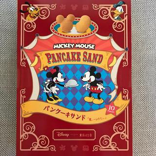 ディズニー(Disney)のディズニー 東京限定ミッキーハウス  パンケーキサンド(菓子/デザート)