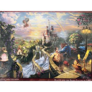 ディズニー(Disney)の【新品】パズル ディズニー美女と野獣 2000ピース(その他)