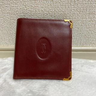 カルティエ(Cartier)のCartier カルティエ 財布(折り財布)
